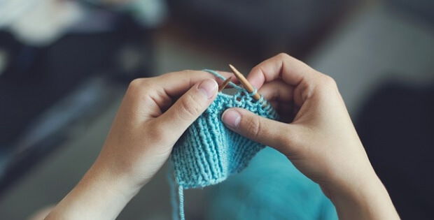 Knitters Health Tips | The Knitting Space