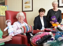 knitters asked to help dementia patients | the knitting space