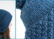 stylish Lomond knitted hat   the knitting space