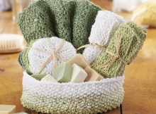 knit aubrey spa set | the knitting space