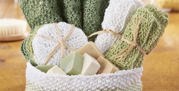 knit aubrey spa set | the knitting space