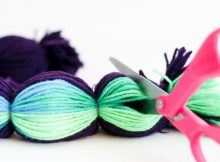 making pompoms in bulk | the knitting space