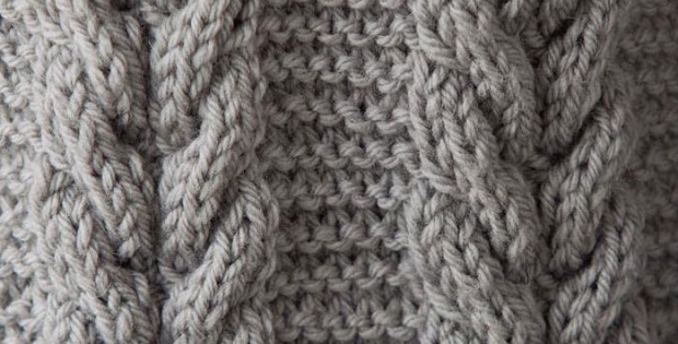 making knitted cables | the knitting space