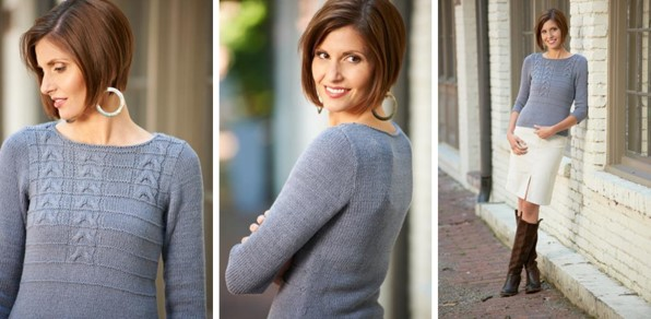 countryside knitted sweater | the knitting space