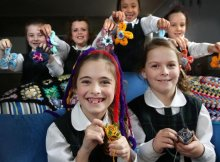 sell knitted flowers | the knitting space