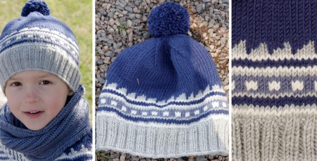 Little Adventure knitted set | the knitting space