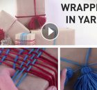 great gift wrapping ideas | the knitting space