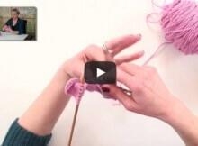 knitting short rows | the knitting stitch