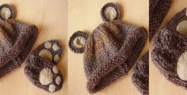 Baby Bear Hat - Free Crochet Pattern - love. life. yarn. | 315x620