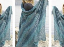 Brisa de Mar knitted blanket   the knitting space