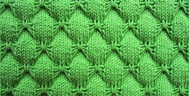 knitted butterfly stitches | the knitting space