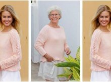 Early May knitted sweater | the knitting space