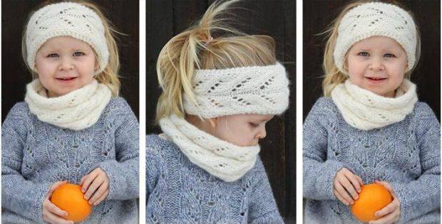 Eirlys Knitted Kiddie Warmers Free Knitting Pattern