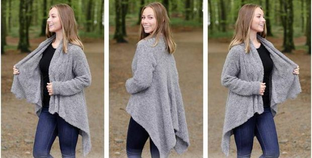 Harvest Moon knitted jacket | the knitting space