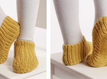 Cozy Knitted Bernie's Socks | The Knitting Space