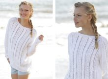 Skipper Cable Knitted Sweater | The Knitting Space