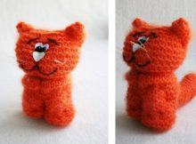 Adorable Knitted Waldorf Cat | The Knitting Space