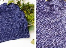 Stylish Alexandre Knitted Bonnet | The Knitting Space