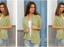Kalamua knitted lace stole | the knitting space