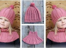 Lille Lisa knitted kiddie warmers | the knitting space