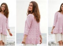 lovely Lydia knitted lace jacket | the knitting space