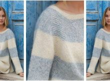 Sailor's Luck knitted sweater | the knitting space