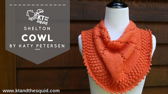 Knit Shelton Cowl Free Knitting Pattern