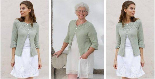 Knitted Cardigan [FREE Knitting Pattern