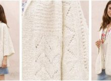 Summer's End knitted jacket | the knitting space