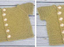 Vintage Vanilla knitted kiddie cardi   the knitting space