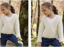 adorable Titania knitted jacket | the knitting space