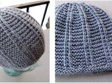 backtrack seamless knitted cap | the knitting space