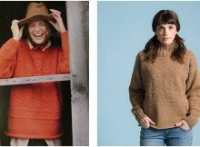 barnyard knitted guernsey | the knitting space