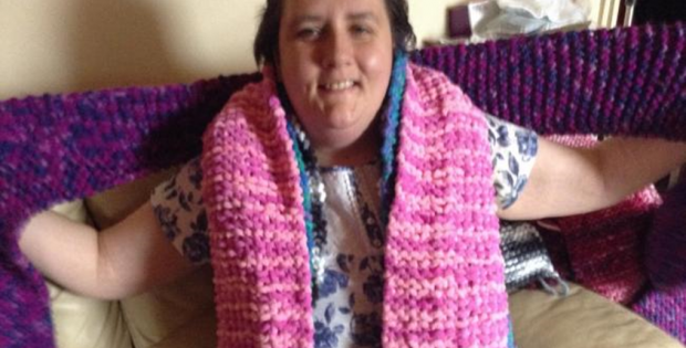 knitting helps woman with bipolar disorder | the knitting space