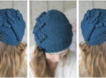 beauteous Berri Berri knitted hat | the knitting space