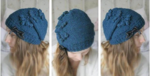 beauteous Berri Berri knitted hat   the knitting space