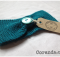 knitted beginners headband | the knitting space