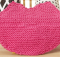 knit big kiss dishcloth | the knitting space