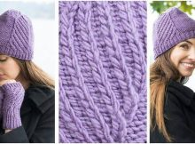 birch creek knitted warmers | the knitting space