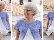 charming Taormina knitted cardi   the knitting space