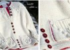 charming knitted cardigan | the knitting space
