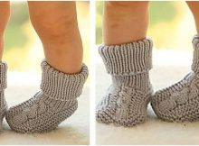 charming little gent knitted socks | the knitting space