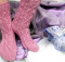 gorgeous knitted Cinderella socks | the knitting space