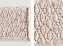 classy ceramic knitted dishcloth | the knitting space