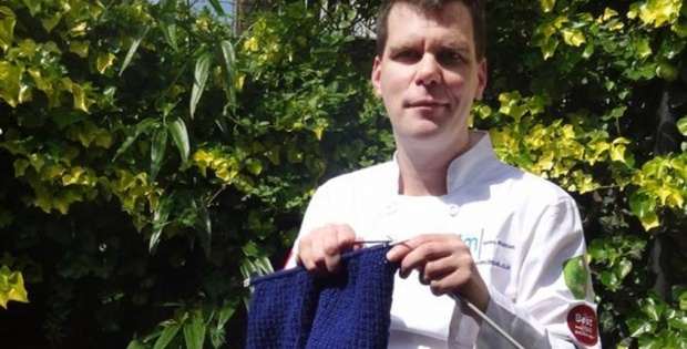 knitting helps famous cookbook writer | the knitting space