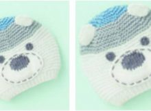 cuddlesome knitted baby hat   the knitting space