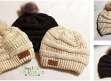 cute 'n comfy knitted beanies | the knitting space