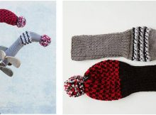 dandy knitted golf headcovers | the knitting space