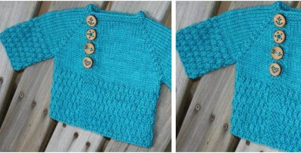 wee darling knitted kiddie cardigan | the knitting space