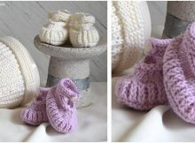 delightful knitted baby set | the knitting space